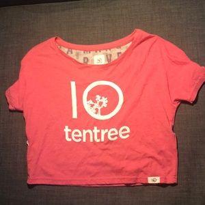 Tentree crop top